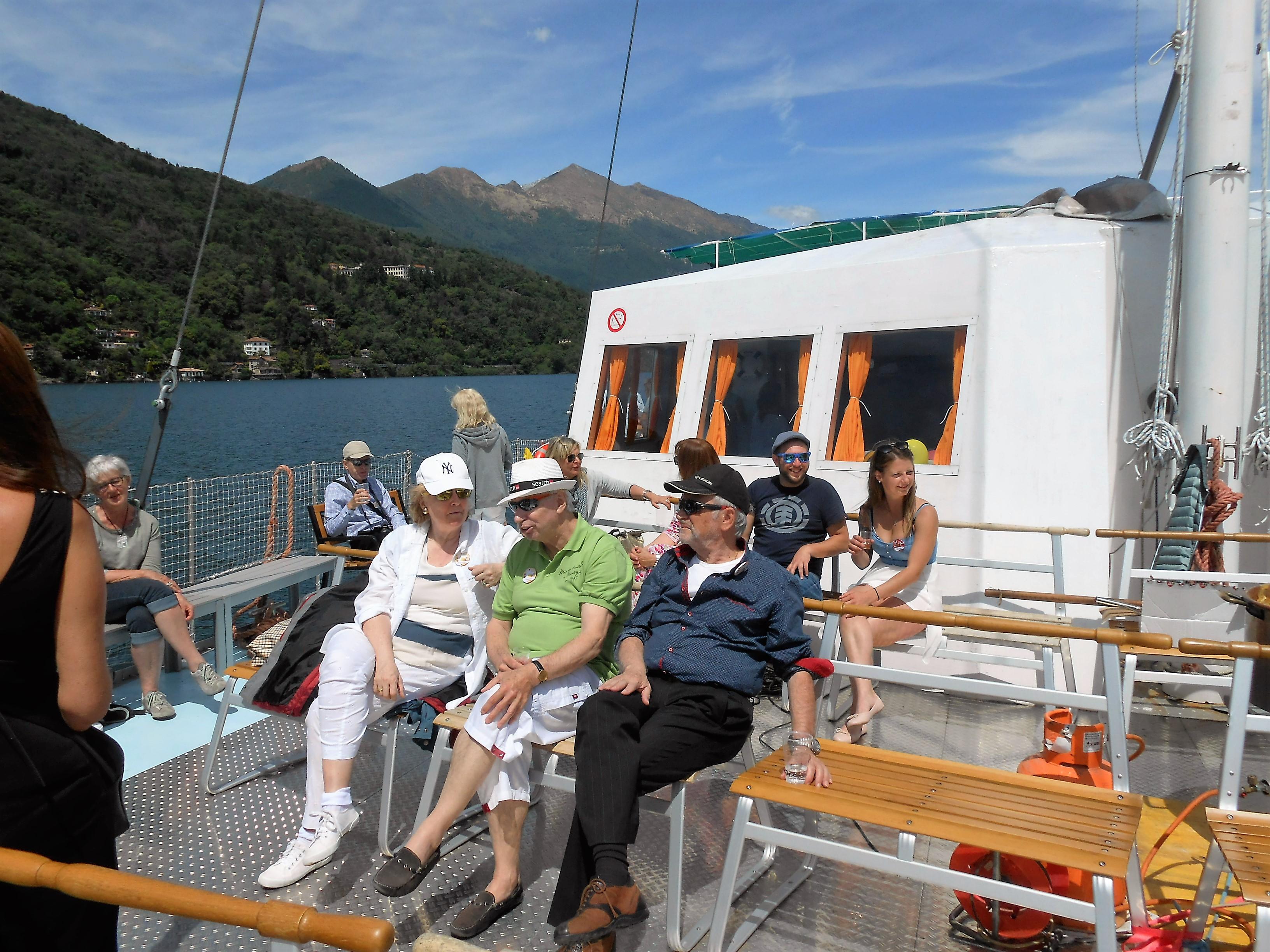 Relax a bordo 05.2017