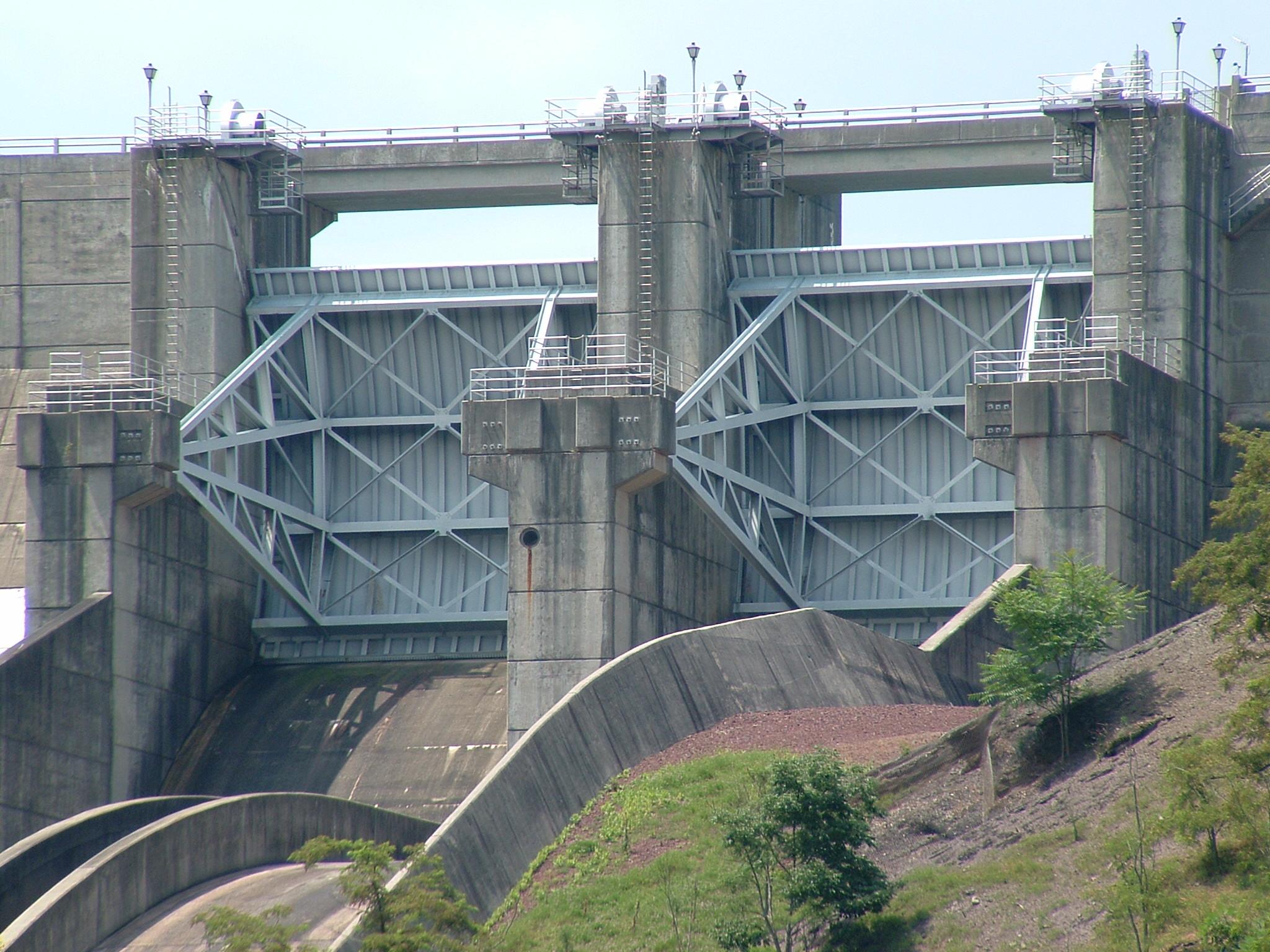 Raystown Lake Dam
