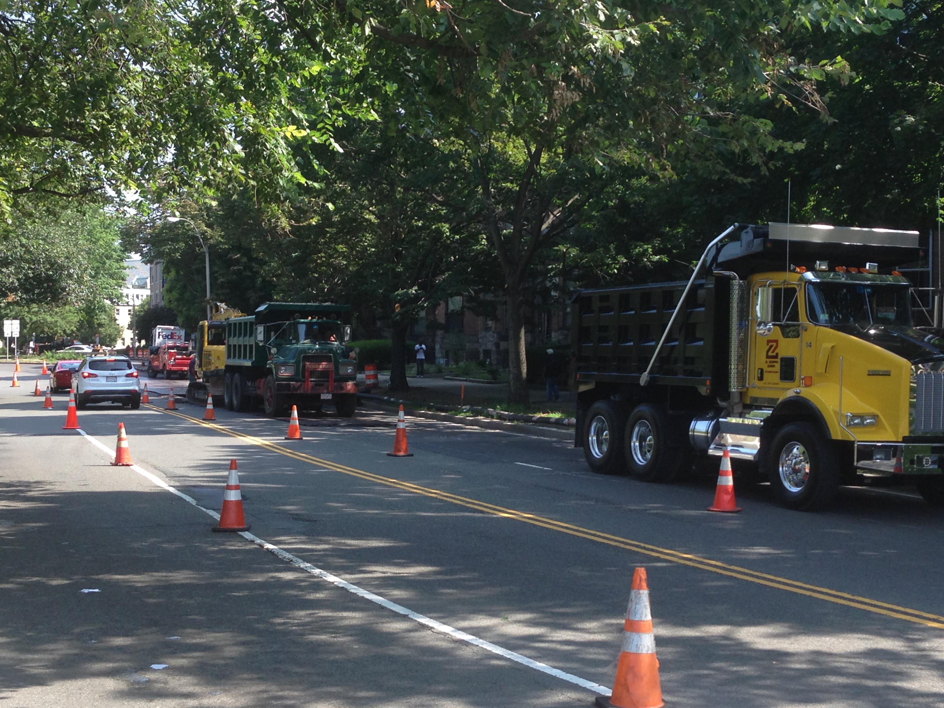 Roadway Repairs
