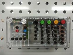 Imagen módulo de pulsadores (HRE Hidraul