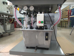 Central hidráulica (HRE Hidraulic)