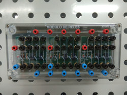 Imagen módulo de relés (HRE Hidraulic)