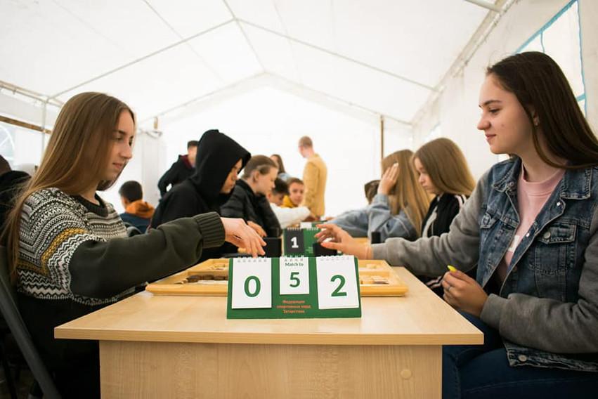 Школа нард в Байтике-2019