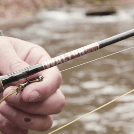 The Native Series From Walton Rods: A Small Water Dream Stick