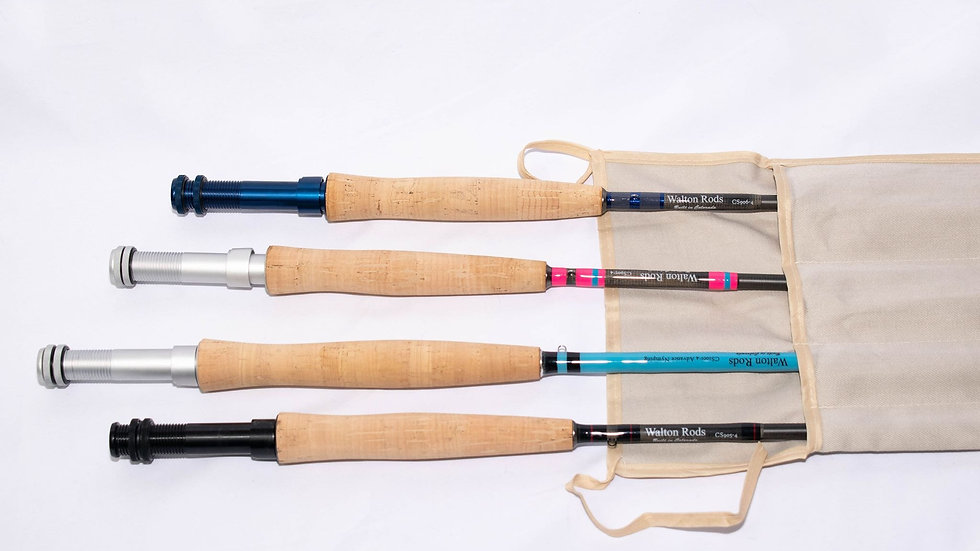 CS Fly Fishing Rod