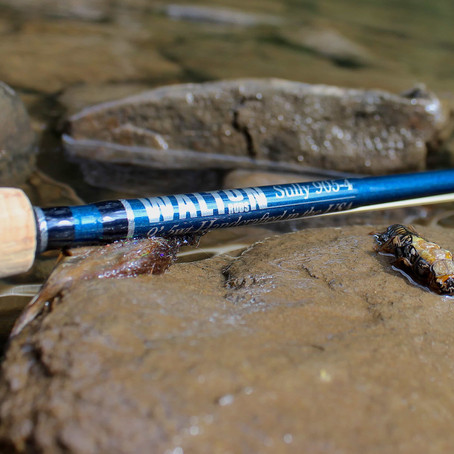 THE SULLY FLY FISHING ROD FROM WALTON RODS WILL BE OFFICIALLY AVAILABLE ON 1/20/18