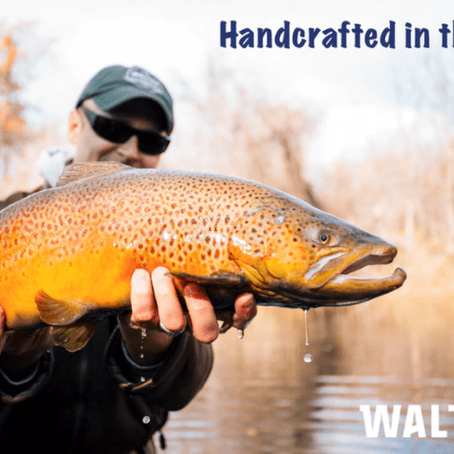 Our Kickstarter is Days Away! Here's Why You Want a Walton Fly Rod