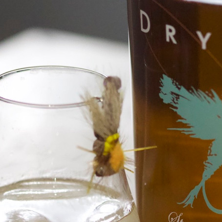 Dry Fly Triticale Whiskey Review from Real Fly Fishermen