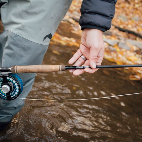 Walton Rods Funded in Near Record Time on Kickstarter