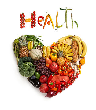 Healthy food choice / healthy food symbo