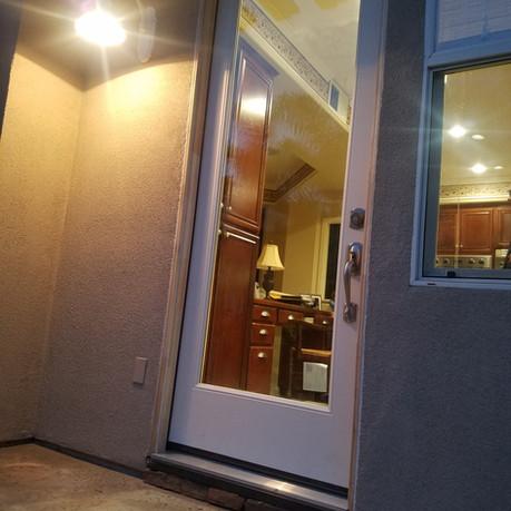 French Door - Exterior patio door