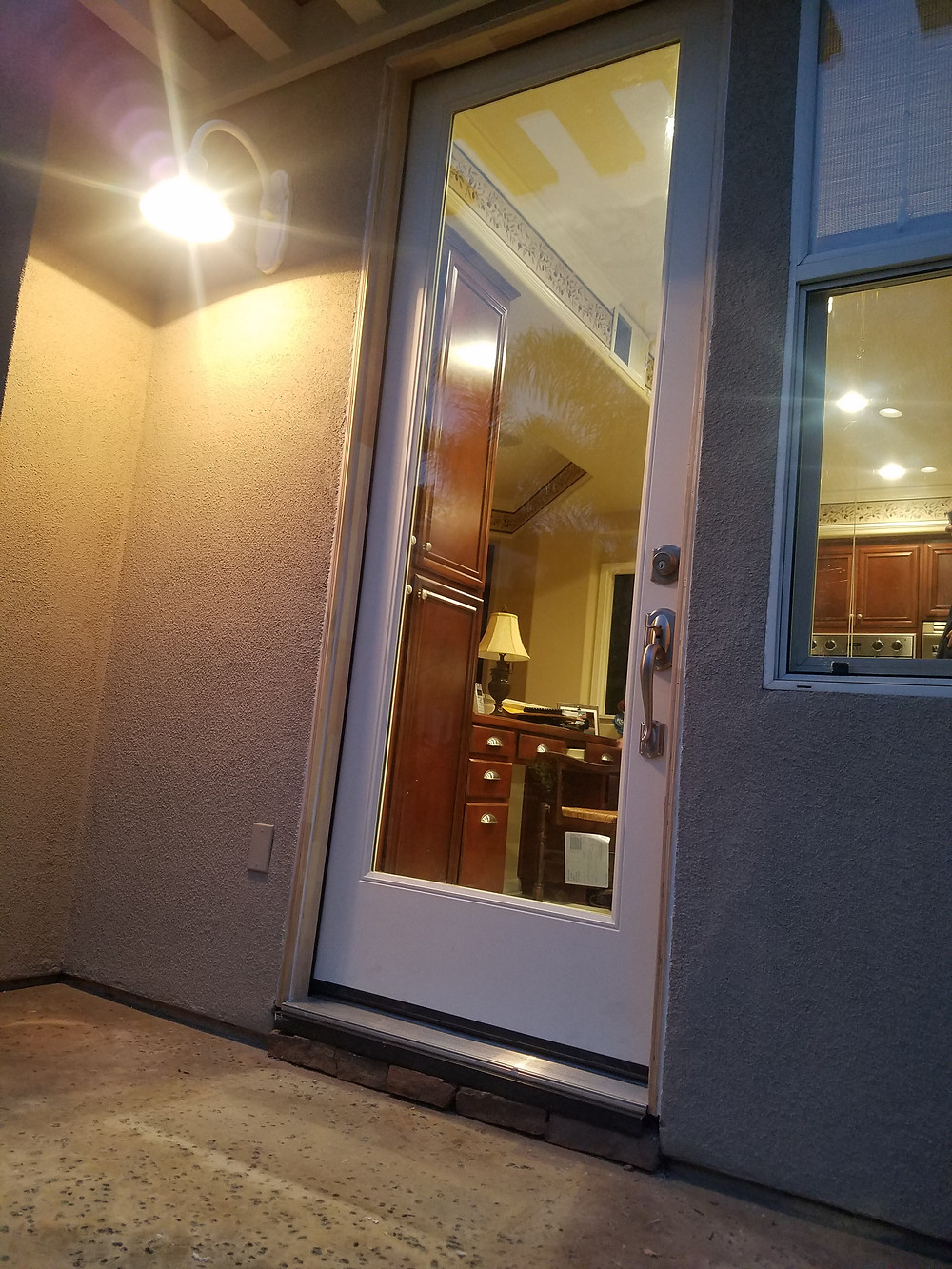 French Door Installation - Entry Door Installation