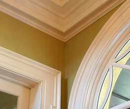 expert crown molding, trim and baseboard installation orange county