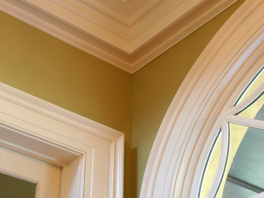 Should We Put Crown Moulding On That?