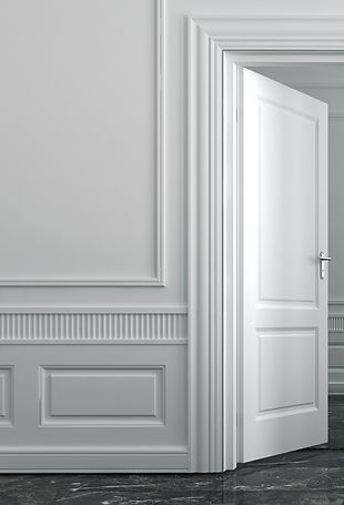 solid core interior doors installation trim and moulding