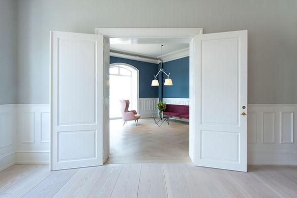 solid wood interior doors installation orange county