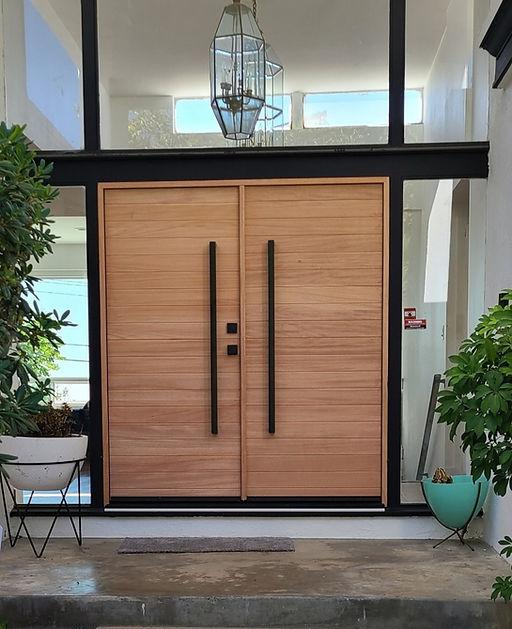 orange county woodworking - solid core doors
