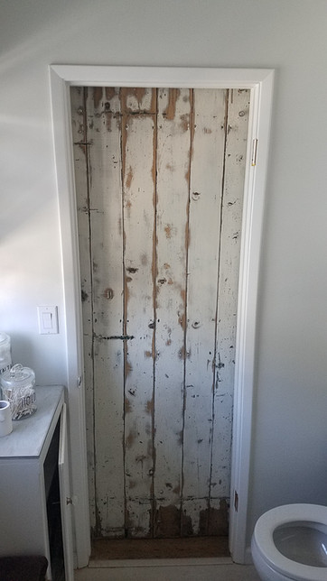 Barn Door - Weathered Finish