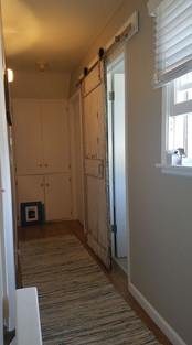 Barn Door - Weathered Finish