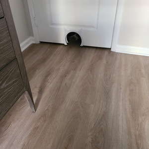 Kitty Door for our fur family
