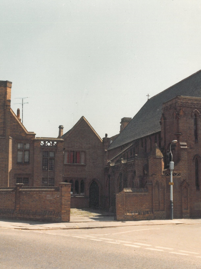 The old St Peters