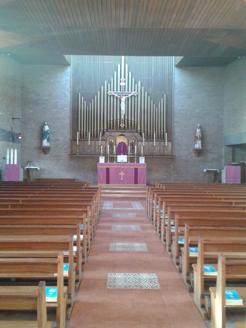 St Peter's Interior