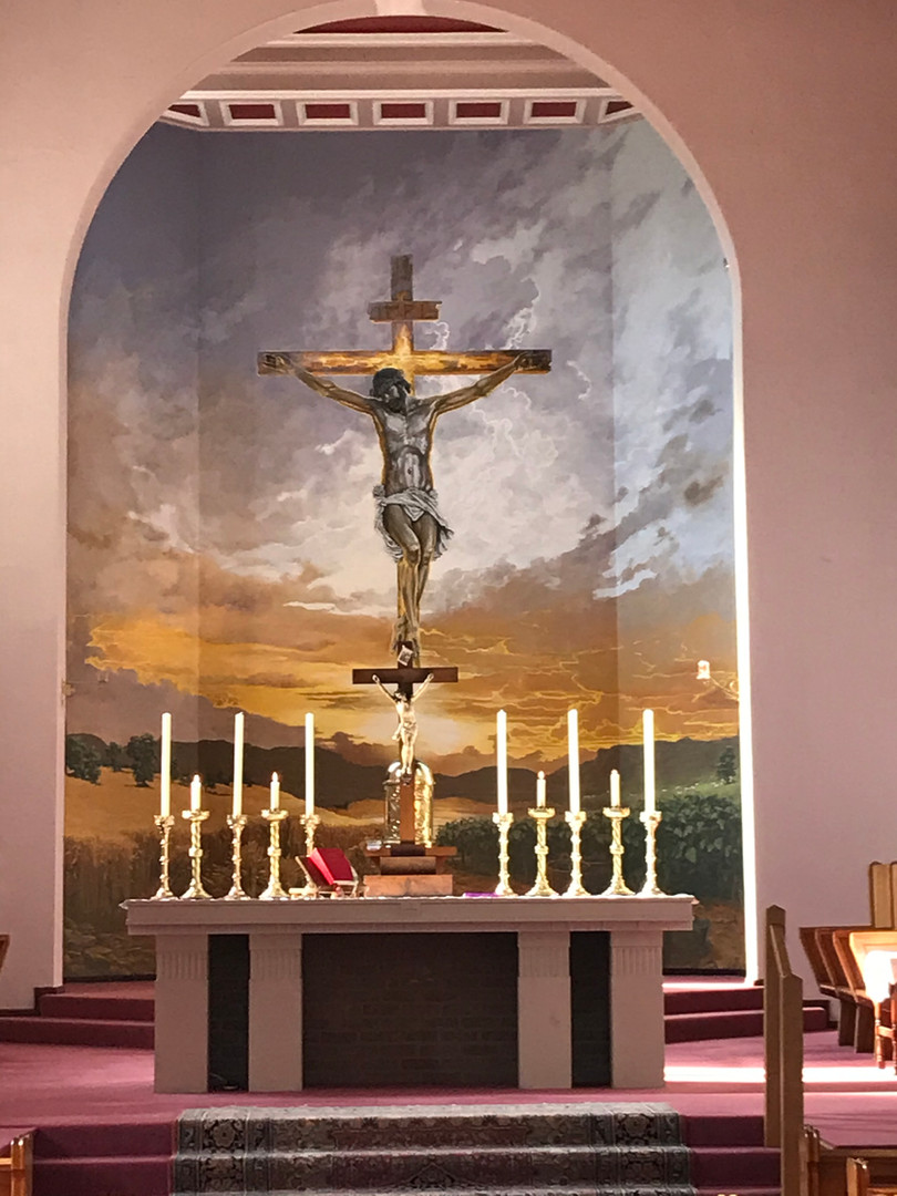 Blessed Sacrament Sanctuary