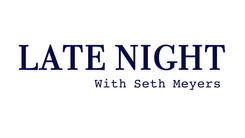 Late Night with Seth Meyers Bumper Redesign