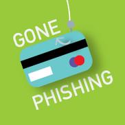 Phishing Sticker