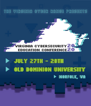 Virginia Cybersecurity Education Information Packet Front Page