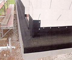EPDM, Cladseal, Sealeco, Fassade, Fußpunkt