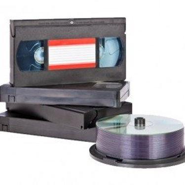 Videotape Transfer Services