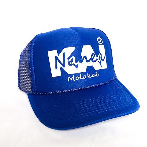 Trucker Hat- Royal