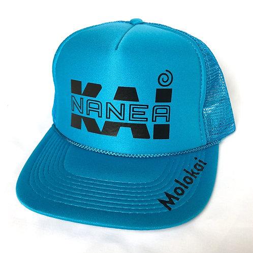 Trucker Hat- Turquoise