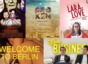 'Welcome To Berlin' seleccionada en el Showcase Serielizados '16