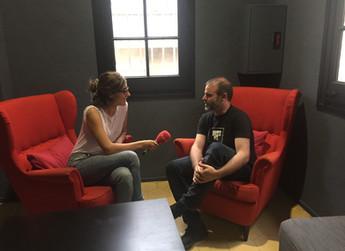 Reportajes de teatro en iCat FM