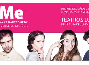 iMe estrena con éxito en los Teatros Luchana