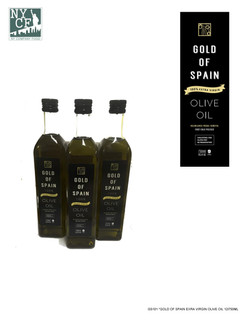 GOLD OF SPAIN OLIVE OIL