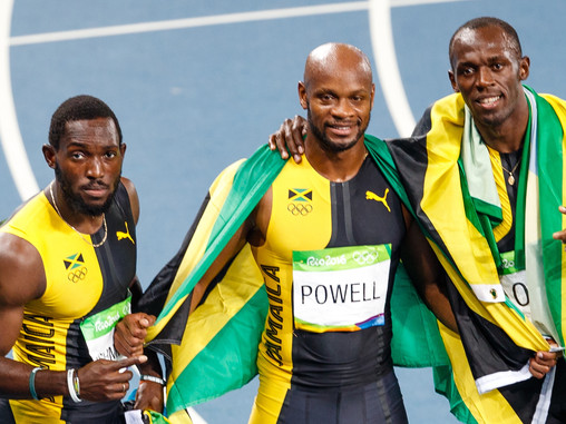 Would You Leave Usain Bolt in the Changing Rooms?