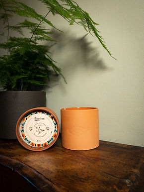 Scented Terra Candle