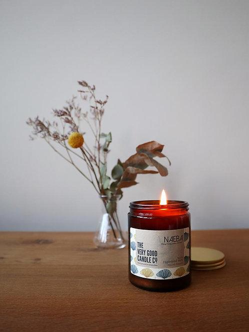 Amber Jar Candle 170ml
