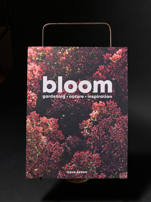 Bloom Magazine issue seven