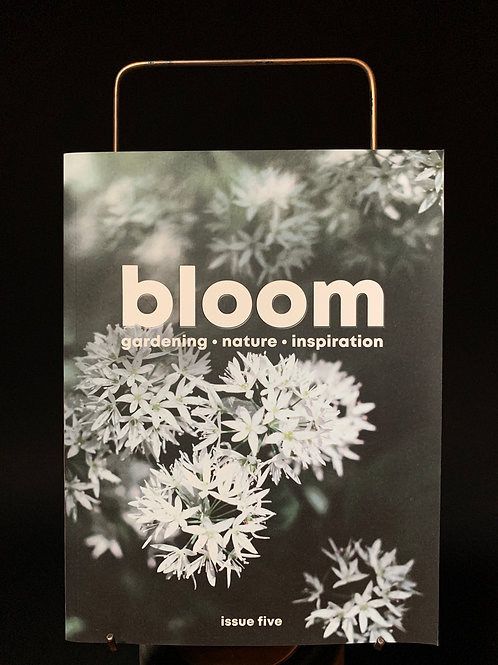 Bloom Magazine issue five