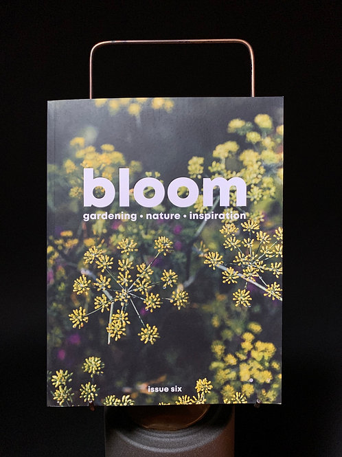 Bloom Magazine issue six