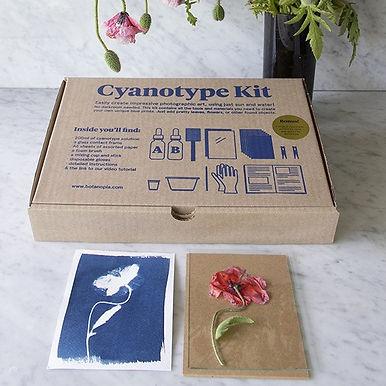Botanopia Cyanotype Botanical Printmaking Kit