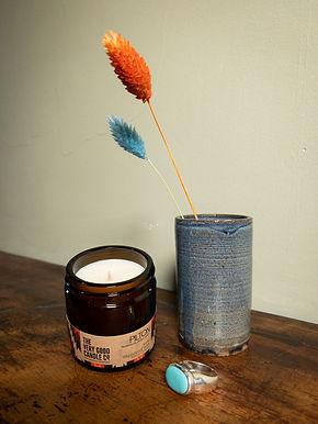 Amber Jar Candle 60ml
