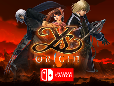 [Review] Ys Origin [Nintendo Switch]