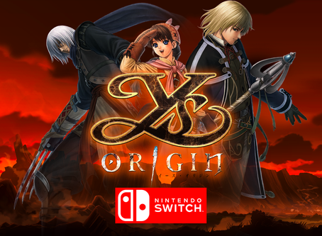 [Review] Ys Origin [Nintendo Switch]