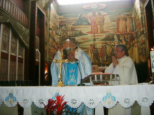 Picasa - Santa Missa em Nazaré