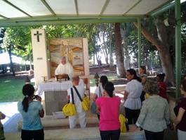 Picasa - Santa Missa na Igreja do Primad